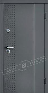 Входные двери Леон України  12 мм(полотно),16 мм(наличники)