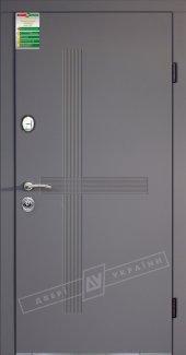 Входные двери Лекс України  12 мм(полотно),16 мм(наличники)