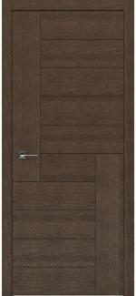Межкомнатные двери Двери Liberta Domino-3 Родос шпон дуба LTL 6515 глухое