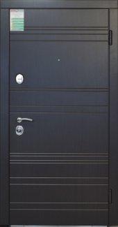 Входные двери Лайн України  12 мм(полотно),16 мм(наличники)