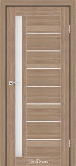 Межкомнатные двери Двери London StilDoors ольха классическая стекло сатин