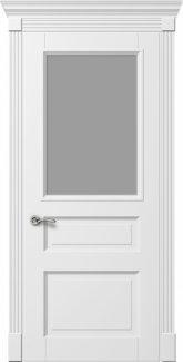 Двери Лондон ПО Прованс белые со стеклом