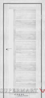 Межкомнатные двери Двері London StilDoors сандал скло сатин