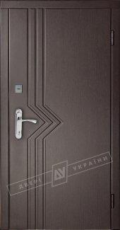 Входные двери Мариам Интер Украины  12 мм(полотно),16 мм(наличники)