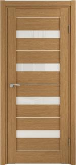 Межкомнатные двери Двері Марсель-С НСД дуб натуральний зі склом