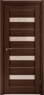 Межкомнатные двери Двері Марсель-С НСД дуб сірий зі склом