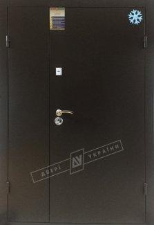 Двері України Метал-метал 1200