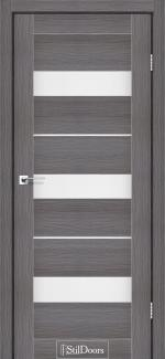 Межкомнатные двери Двери Mexico StilDoors дрим вуд стекло сатин