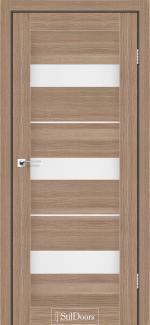 Межкомнатные двери Двери Mexico StilDoors ольха классическая стекло сатин