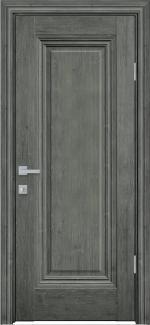 Межкомнатные двери Милла Новый Стиль орех сибирский глухое