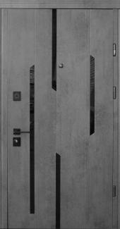 Входные двери Двері Страж Mirage