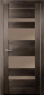 Двери Мирелла (Белорусские двери) BelWoodDoors (Беларусь) серый дуб со стеклом