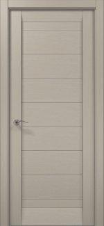 Межкомнатные двери ML-04c Папа Карло дуб крем глухое