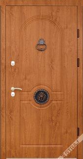 Двери Страж Модель 54 Лев со Стучалкой