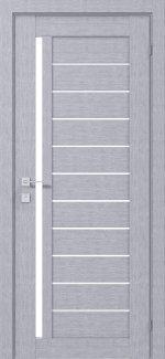 Межкомнатные двери Modern Bianca Родос дуб сонома полустекло