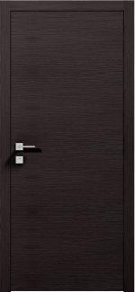 Межкомнатные двери Modern Flat Родос графит глухое