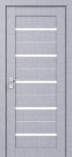Межкомнатные двери Modern Lazio Родос дуб сонома полустекло