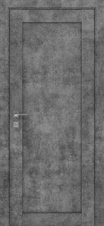 Межкомнатные двери Modern Polo Родос серый мрамор глухое
