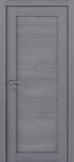Межкомнатные двери Modern Polo Родос каштан серый глухое