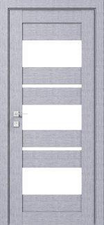 Межкомнатные двери Modern Polo Родос дуб сонома со стеклом