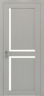 Межкомнатные двери Modern Scandi Родос сосна крем полустекло