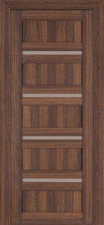 Межкомнатные двери Двері Модель 107 NanoFLEX Термінус мигдаль глухе