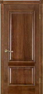 Межкомнатные двери Двері Модель 04 Термінус дуб браун глухе