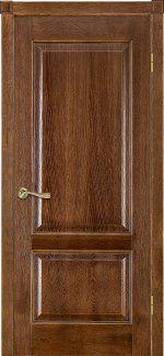 Двери Терминус Модель 04 дуб браун глухое