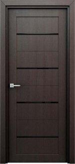 Межкомнатные двери Двери Орион Интерьерные Двери венге с молдингом
