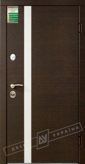 Входные двери Палермо Интер Украины  12 мм(полотно),16 мм(наличники)