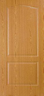 Двери Палитра 11-4 Бекар дуб глухое