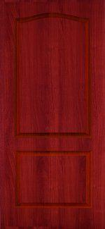 Двери Палитра 11-4 Интерьерные Двери итальянский орех глухое