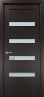 Межкомнатные двери Двери OPTIMA-02 Папа Карло дуб нортон со стеклом