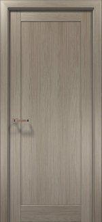 Межкомнатные двери Двери OPTIMA-03 Папа Карло клен серый глухое