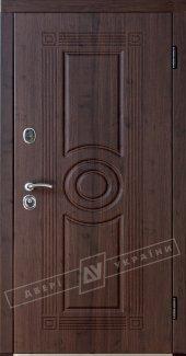 Входные двери Парис Интер Украины  12 мм(полотно),16 мм(наличники)