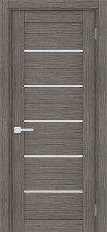 Двери Порта-22 грей глухое