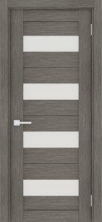 Интерьерные Двери Порта-23 грей со стеклом
