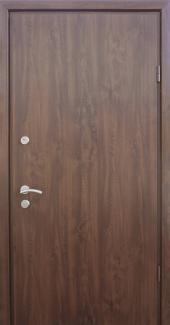Входные двери База Страж орех натуральный