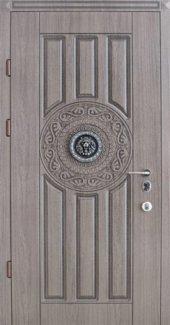 Двери Страж R36 Лев Патина