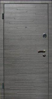 Входные двери Акустика Redfort венге сірий горизонт 1 мм(внутренняя),16 мм(наружная)