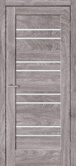 Двері Rino-01 дуб денвер скло Сатін