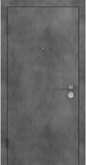 Входные двери BAZ 001 Rodos бетон наружный 12 мм(внутренняя),12 мм(наружная)