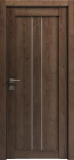 Межкомнатные двери Двері Grand Lux-1 Родос Гранд мадагаскар напівскло