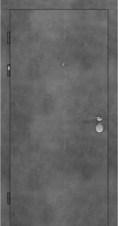 Двери Rodos LNZ 001 бетон наружный