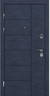 Двери Rodos LNZ 002 бетон антрацит