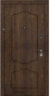 Двери Rodos LNZ 003 акация темная