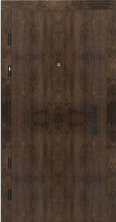 Входные двери Двери Rodos PRZ 001 акация темная