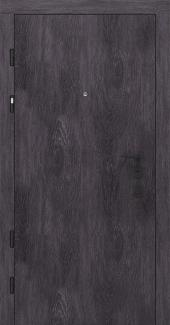 Входные двери Двери Rodos PRZ 001 дуб шале графит