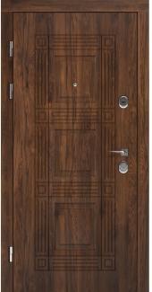Входные двери Двері Rodos STS 002 горіх
