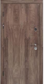 Входные двери STZ 001 Rodos дуб коньяк синхро 16 мм(внутренняя),16 мм(наружная)